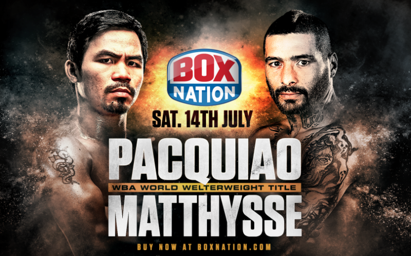 Image result for Manny Pacquiao vs Lucas Matthysse Live