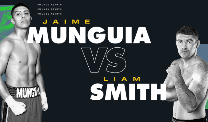 Munguia vs. Smith Results