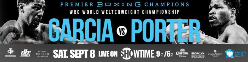 Danny Garcia vs. Shawn Porter