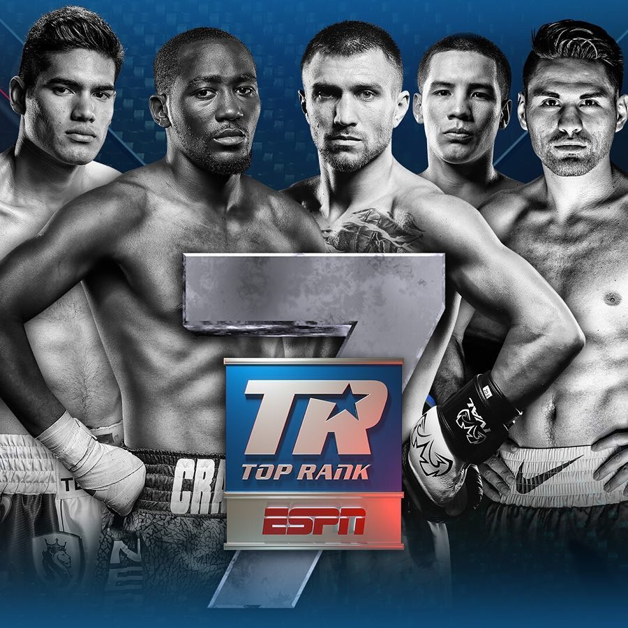 ESPN and Top Rank Announce Historic Agreement | Round By