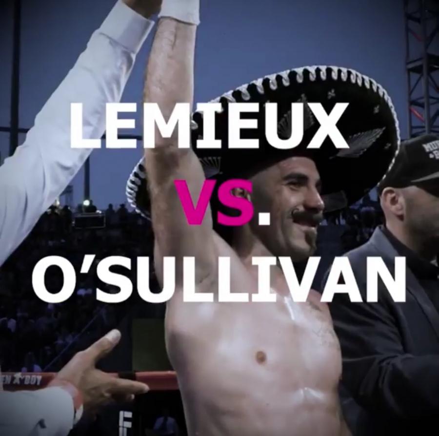 Lemieux vs. O'Sullivan