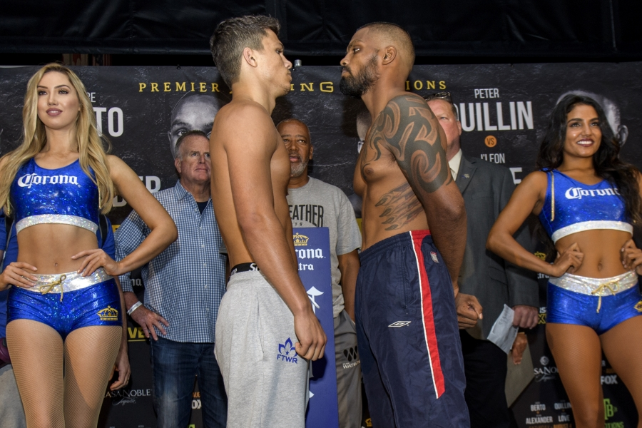 Spencer vs Lutchmedial Weigh In_08_04_2018_Weigh-in_Douglas DeFelice _ Premier Boxing Champions3