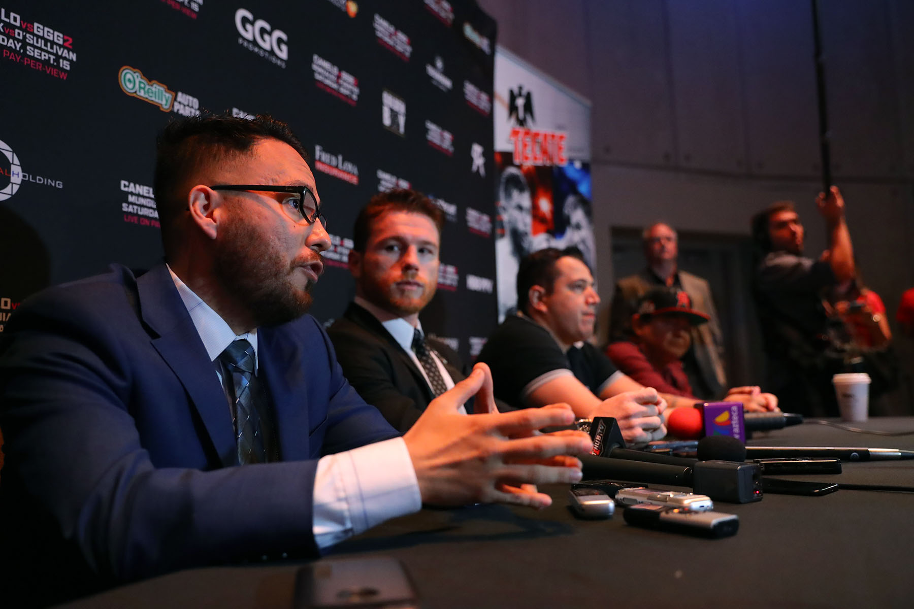 059c298b2c3084 Canelo vs. GGG 2 Final Press Conference Quotes