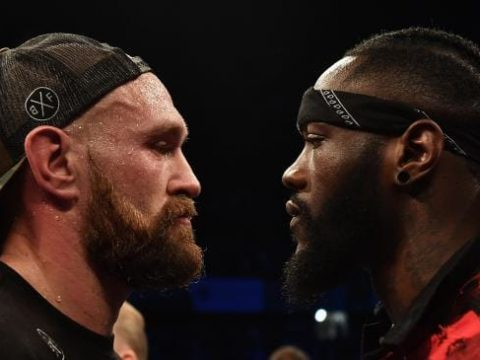 Wilder vs. Fury