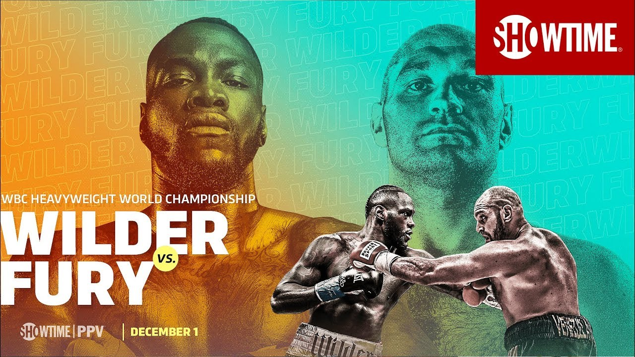 Image result for Deontay Wilder vs Tyson Fury Showtime PPV Fight On Live