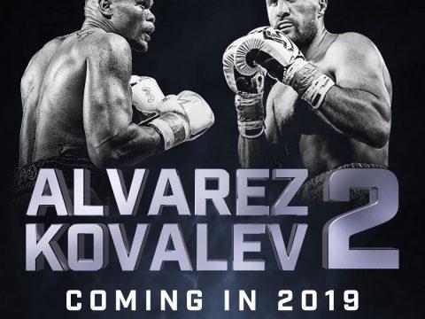 Alvarez vs. Kovalev 2