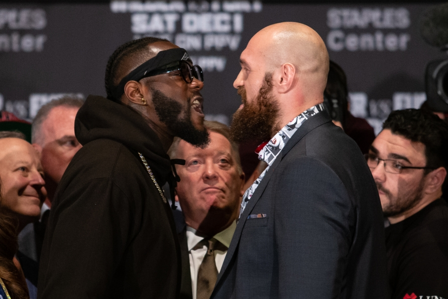 Both Deontay Wilder and Tyson Fury have their next fights set and both need to come out on top. Should that happen, the rematch should be on deck. And if that turns out to be the case, unfinished business between two of the world's best Heavyweights will be taken care of.