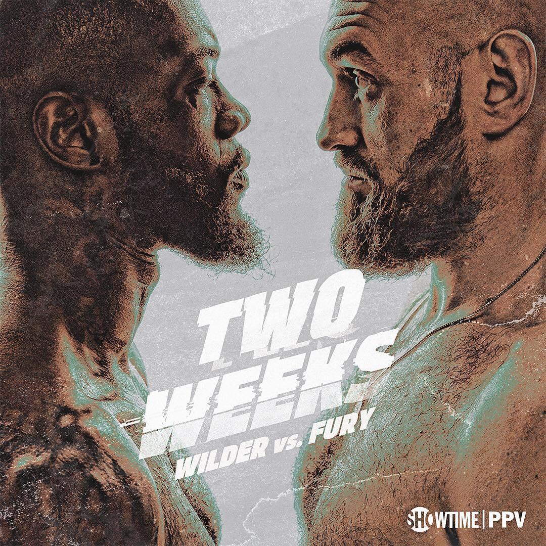 Wilder vs. Fury Thanksgiving