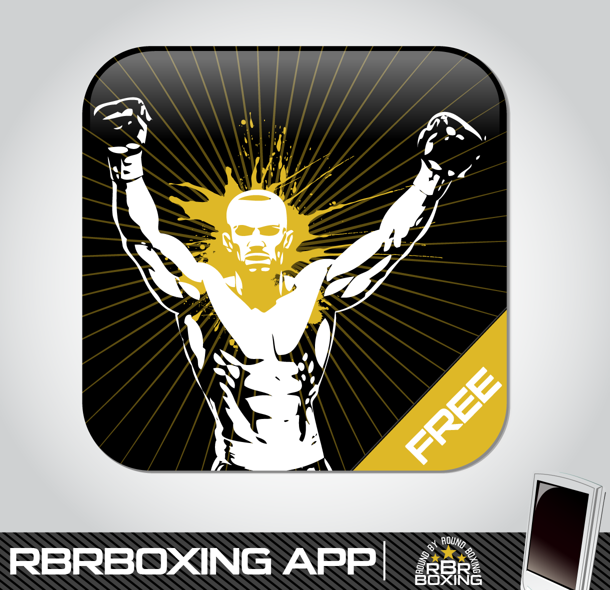 DOWNLOAD THE RBRBOXING APP
