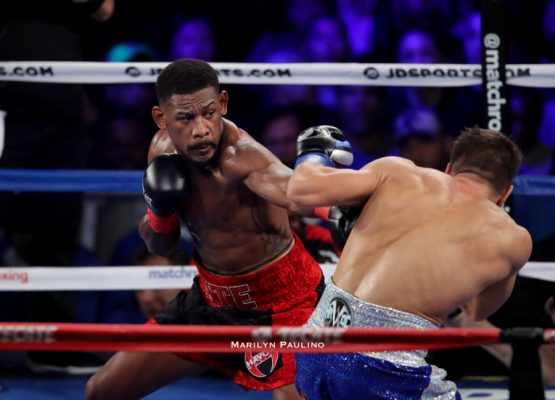 According to Hans Themistode, Daniel Jacobs needs to employ his jab and utilize his height advantage along with a bevy of other things but, consistently throwing and landing combinations will go a long way towards winning over the judges.