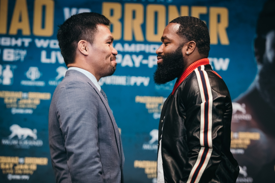Image result for pacquiao and broner