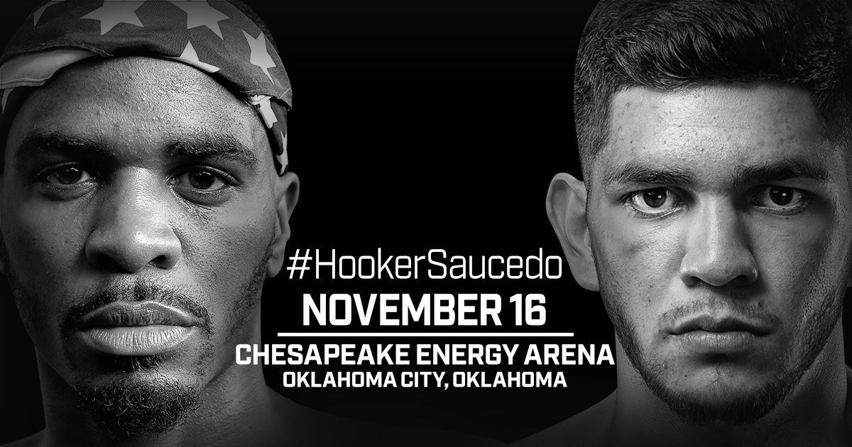 Hooker vs. Saucedo