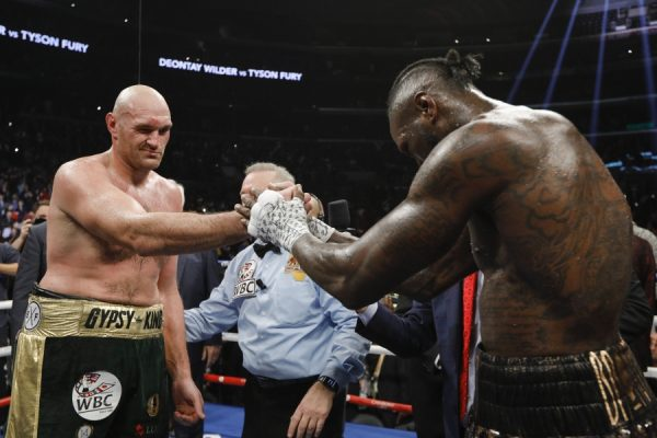 In the end, the decision turned out to be a somewhat controversial split draw, with Deontay Wilder retaining his title.