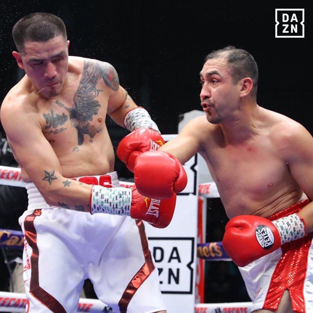 Humberto Soto Defeats Brandon Rios
