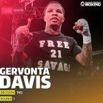 Davis Stops Ruiz