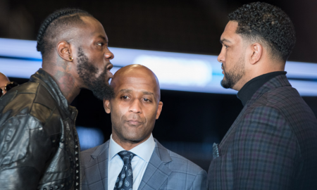 Wilder vs. Breazeale