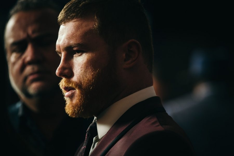 Canelo Alvarez faces Liam Smith for the WBO Jr. Middleweight title live on HBO Pay-Per-View.