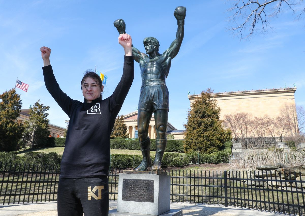 Katie Taylor Beats Down Rose Volante To Unify Belts