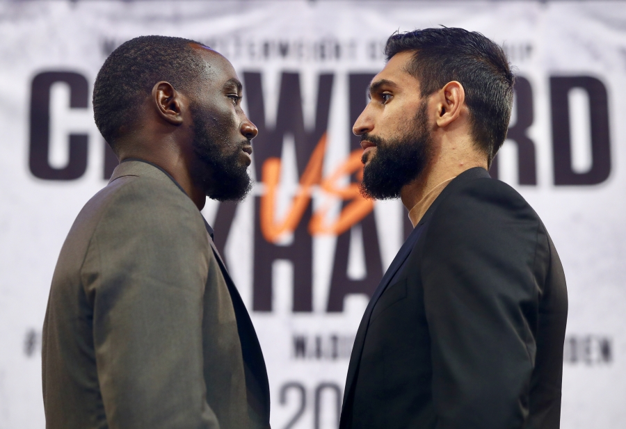 Crawford vs. Khan