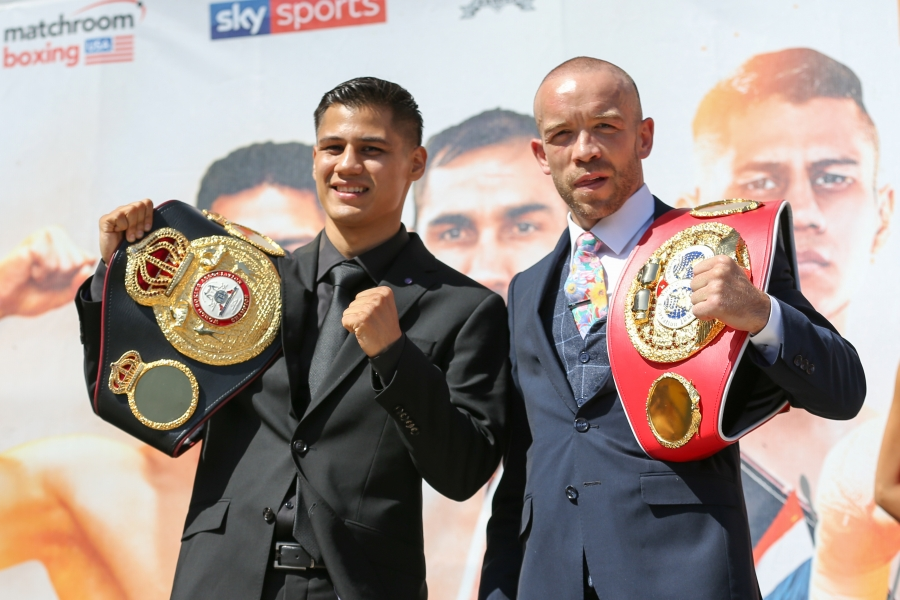 Roman and Doheny clash on a blockbuster night of action topped as Srisaket Sor Rungvisai (47-4-1 41 KOs) puts his WBC and Ring Magazine Super-Flyweight titles on the line in a rematch with Juan Francisco Estrada (38-3 26 KOs).