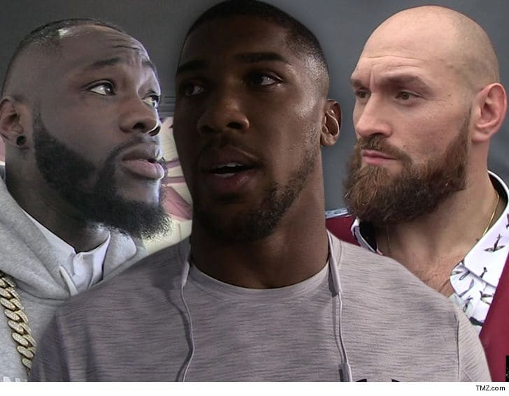 Wilder, Fury, Joshua