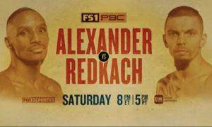 Alexander vs. Redkach