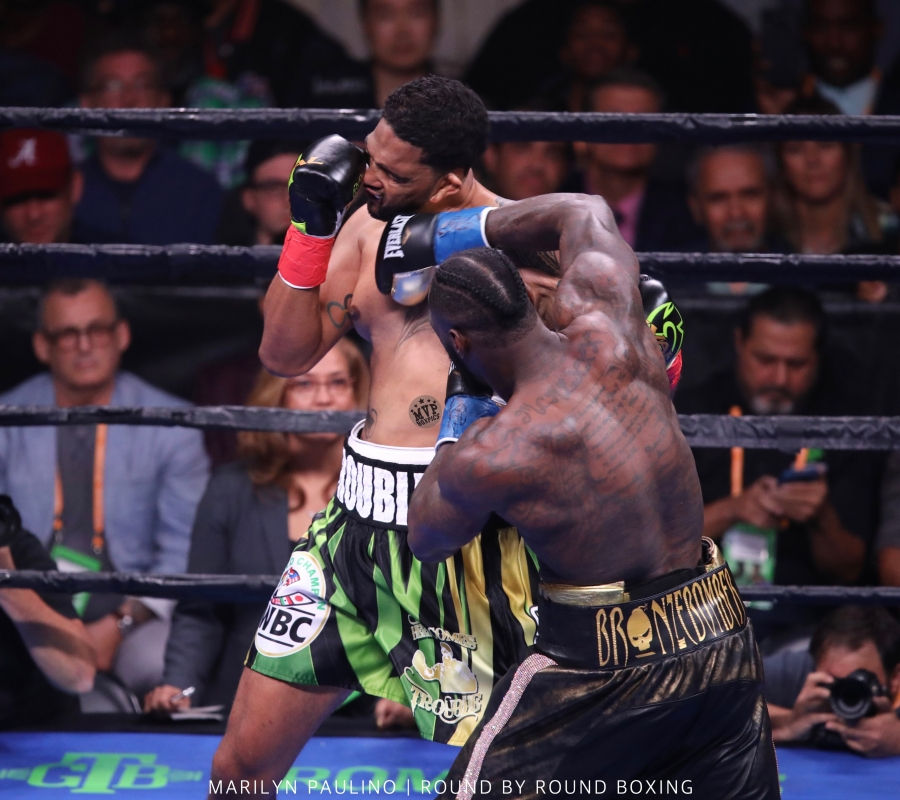 Deontay Wilder Vs. Dominic Breazeale: Fight Odds, How To