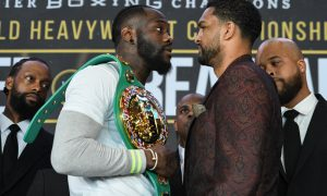Wilder vs. Breazeale Preview