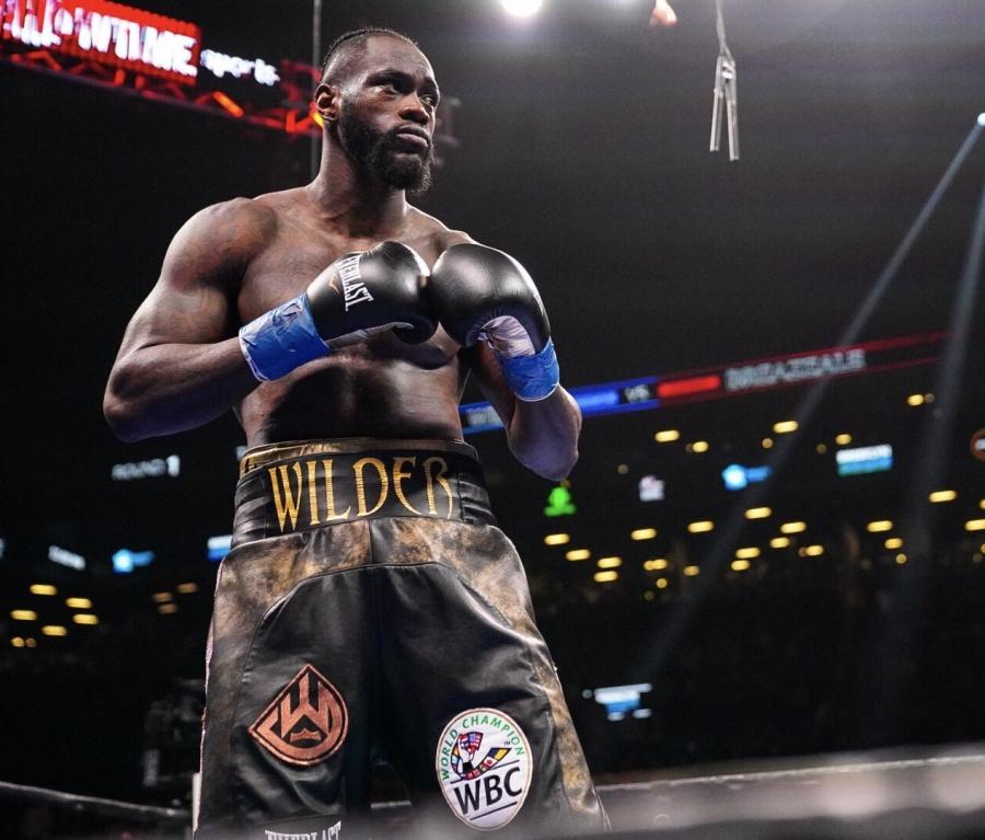 Deontay Wilder Vs. Dominic Breazeale Fight Night