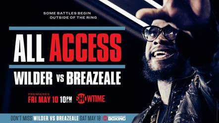 All Access: Wilder vs. Breazeale