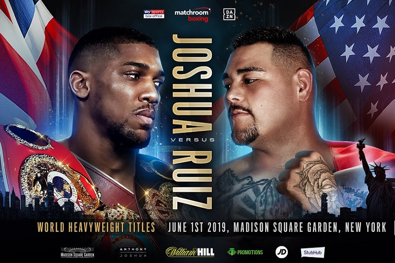 Joshua vs. Ruiz Results