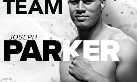 Joseph Parker Matchroom Boxing