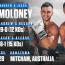 Top Rank Signs Australian Twin Sensations Jason and Andrew Moloney