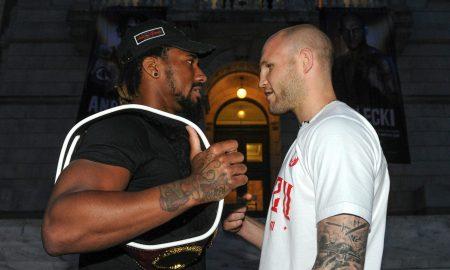 Demetrius Andrade vs. Maciej Sulecki