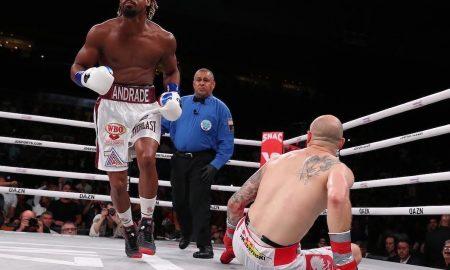 Andrade Defeats Sulecki