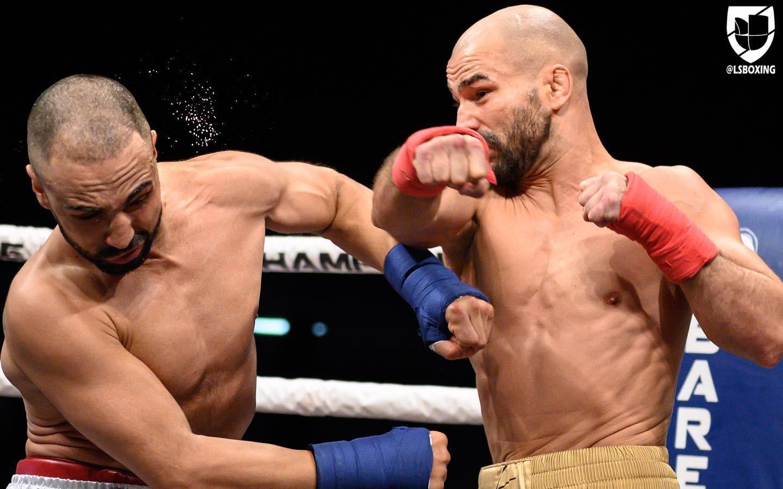 Lobov defeats Malignaggi