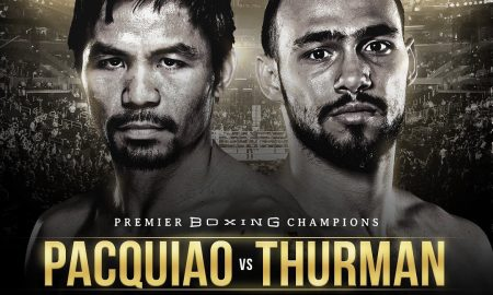 Pac-Thurman Undercard