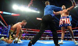 Tyson Fury vs. Tom Schwarz