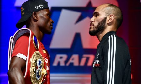 Richard Commey vs. Ray Beltran