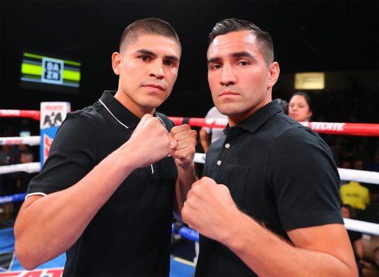 De La Hoya vs. Rios