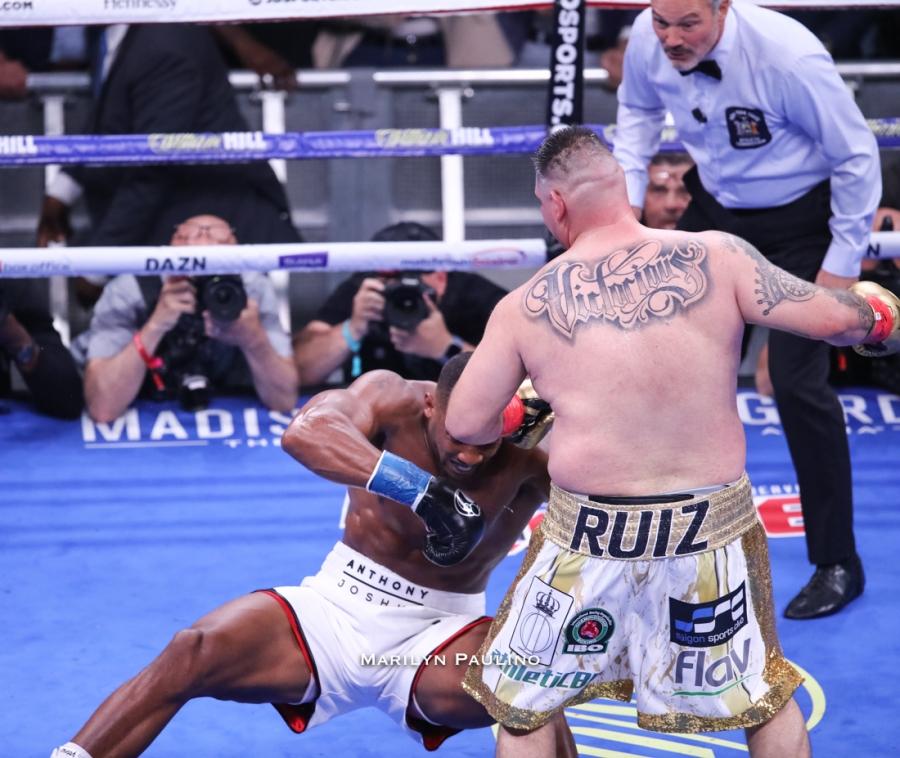 Joshua vs. Ruiz 1