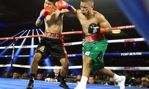 Miguel Angel Gonzalez vs. Saul Rodriguez