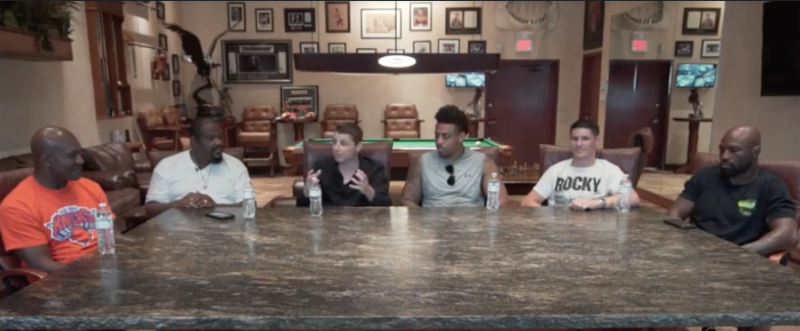 Legends Roundtable