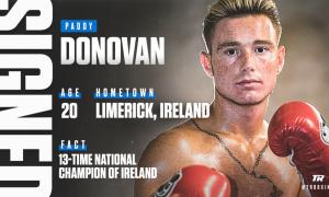 Paddy Donovan