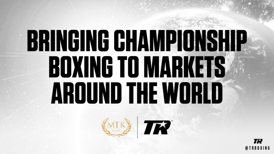 MTK Global and Top Rank