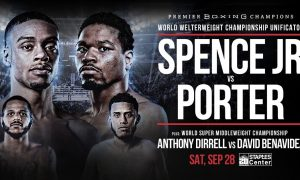 Spence vs. Porter