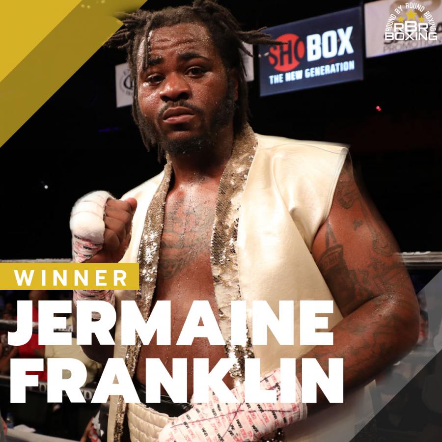 Jermaine Franklin