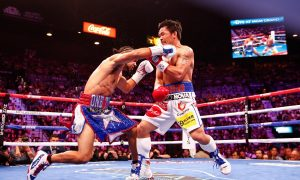 Keith Thurman: Victory in Defeat