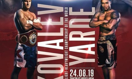 Kovalev vs. Yarde