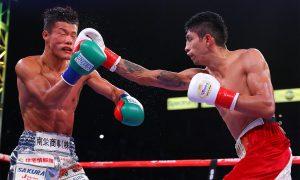 Vargas defeats Kameda